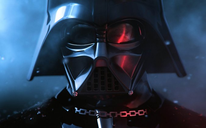 Vader Close Up