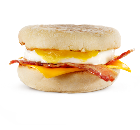 Egg & Bacon McMuffin