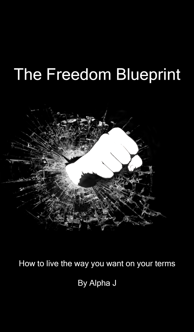 Freedom Blueprint Cover II